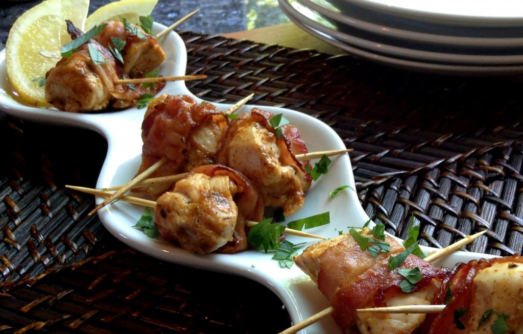 Bacon Wrapped Chicken Bites_2_Crop_Color