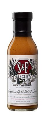 S&F Carolina Gold BBQ Sauce