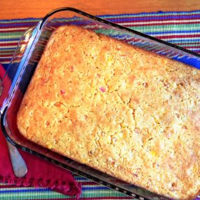 The Holiday Table: Classic Corn Casserole