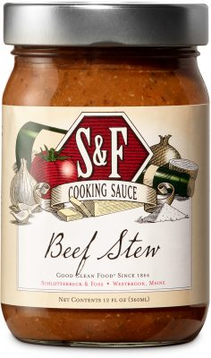 S&F Beef Stew Cooking Sauce