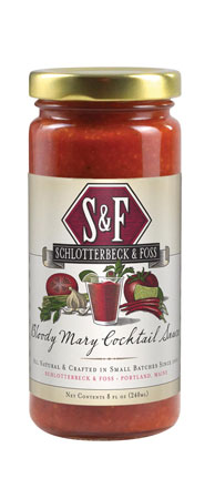 Bloody Mary Cocktail Sauce