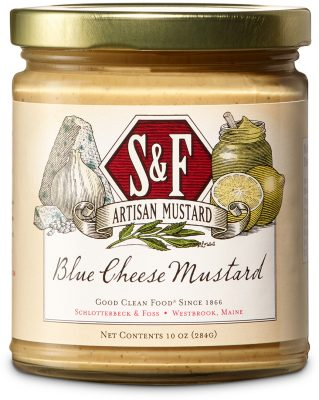 S&F Blue Cheese Mustard