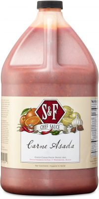 S&F Food Service Carne Asada