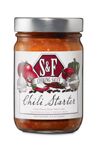Chili Starter Cooking Sauce