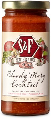 S&F Bloody Mary Cocktail Sauce