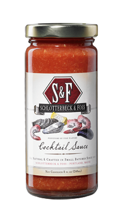 Cocktail Sauce - Seafood Condiments