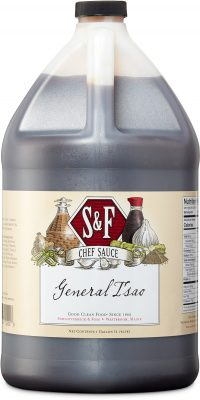 S&F General Tsao Sauce