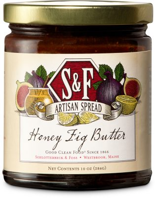 S&F Honey Fig Butter