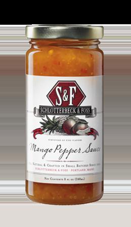 Mango Pepper Sauce