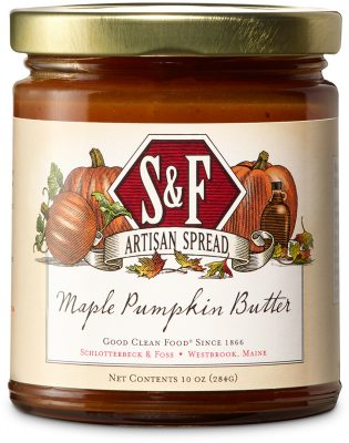 S&F Maple Pumpkin Butter
