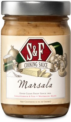 S&F Marsala Sauce