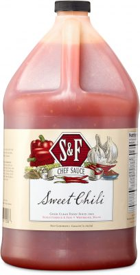 S&F Sweet Chili Food Service Sauce