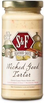 Wicked Good Tartar Sauce