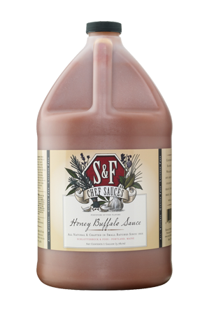 S&F Food Service Honey Buffalo Sauce