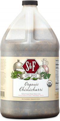 S&F Organic Chimichurri Sauce