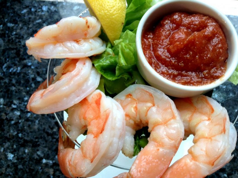 Classic Shrimp Cocktail Recipe