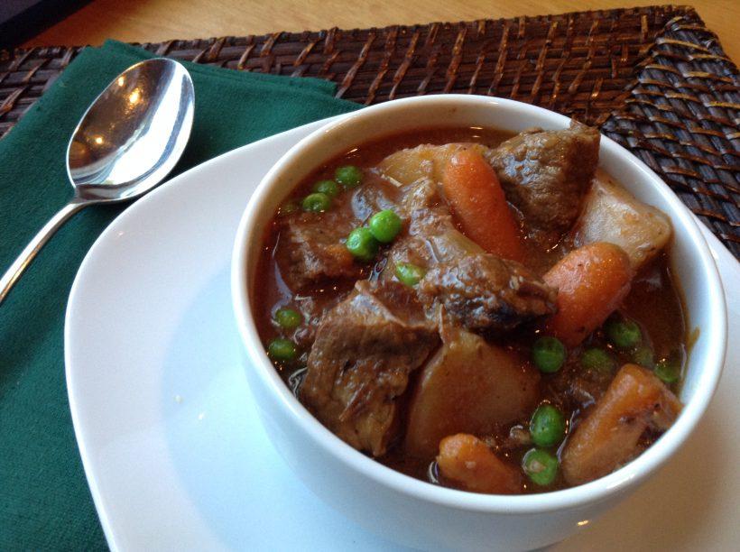 S&F Slow Cooker Beef Stew Recipe