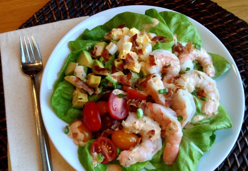 S&F NOLA Shrimp Salad Recipe