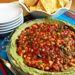 Three Layer Mexican Dip Recipe