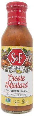 S&F Creole Mustard Signature Sauce