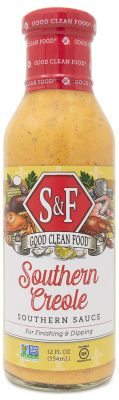 S&F Southern Creole Signature Sauce